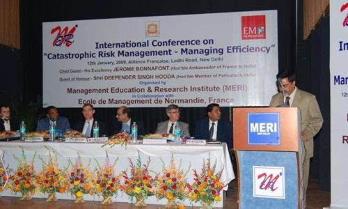 International Conference at MERI